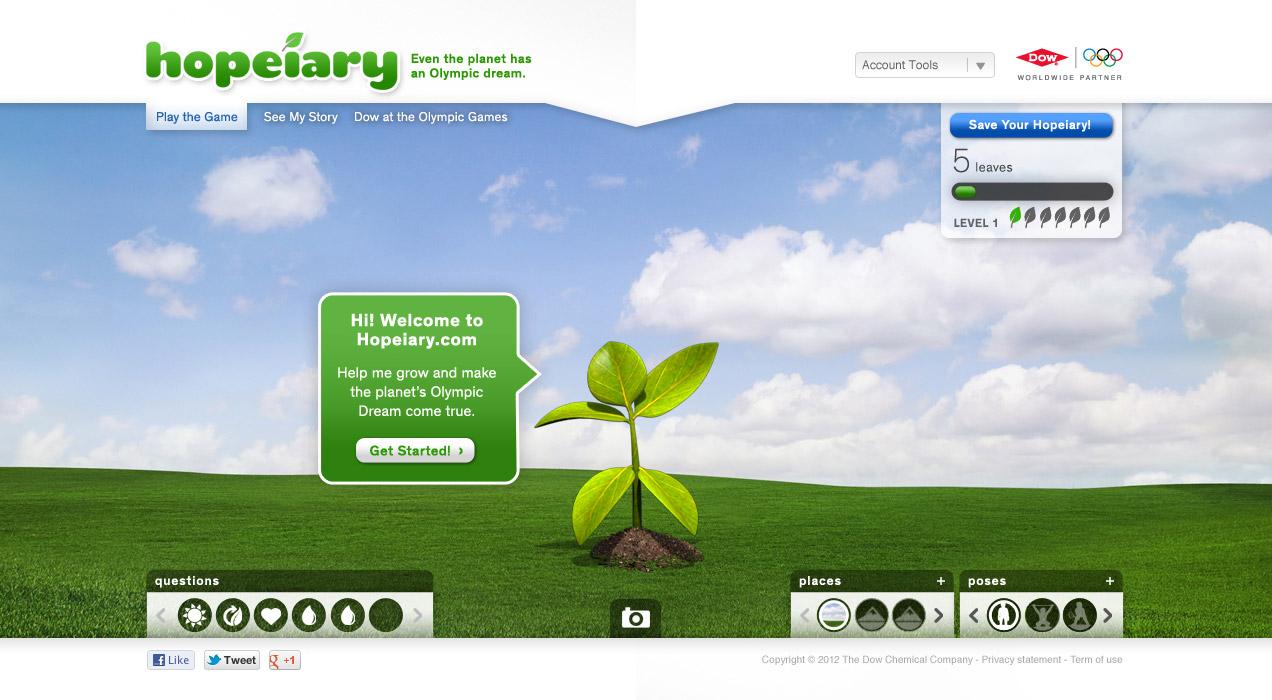Dow Hopeiary.com - Home
